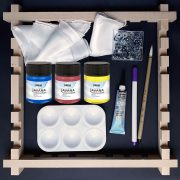 Silk Painting Kit contents