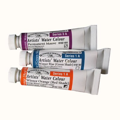 Artists Water Colour 5ml Tubes