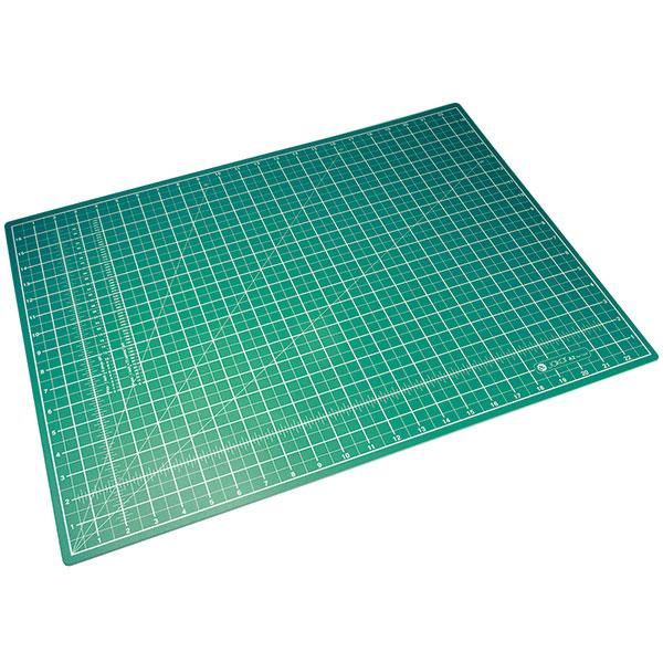Green Self Sealing Cutting Mat - A2