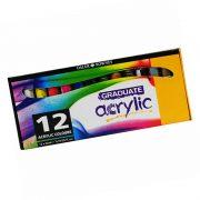 Graduate Acrylic Paints set 12