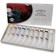 Winsor & Newton Artists' Oil Colour Introductory Set
