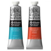 Artisan Water Mixable Oil Colours
