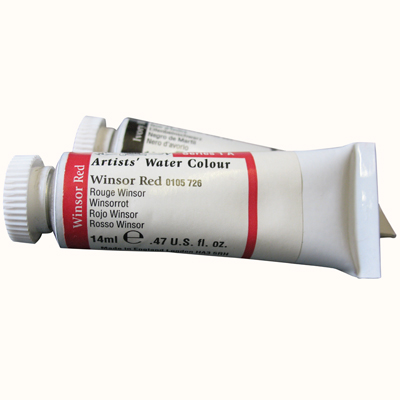 Artists Water Colour 14ml tubes