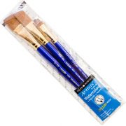 Wash Brush Set for Watercolours
