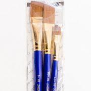 Set of Wash Brushes