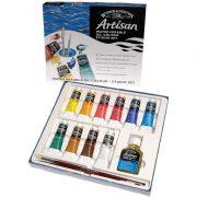Artisan Water Mixable Oil Colour Studio Set - 10x37ml Tubes