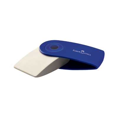 Faber Castell Eraser with Protective Sleeve