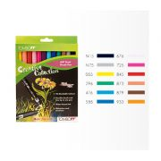 Tombow ABT Dual Brush Pen Set - 12 Primary Colours
