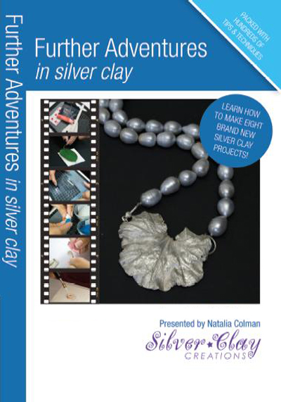 Further Adventures in Silver Clay DVD