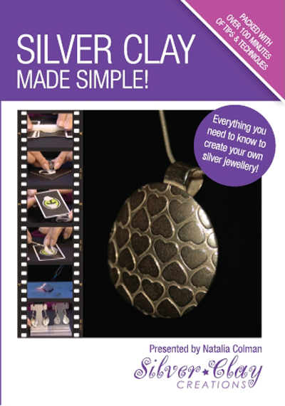Silver Clay Made Simple DVD