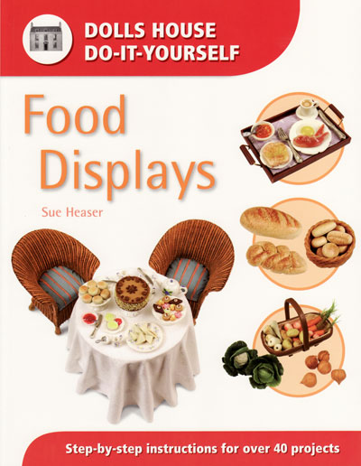 Dolls House DIY - Food Displays