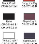 Cretacolor 5mm Leads, assorted
