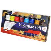 Georgian Oil Classic set 8 x 75ml