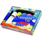 Georgian Oil Mixing set 5 x 75ml