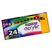 Daler Rowney Graduate Acrylic set 24 x 22ml