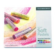 Daler Rowney Soft Pastels set - 16 Assorted