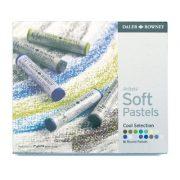 Daler Rowney Soft Pastels set - 16 Cool