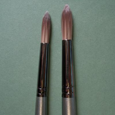 Cryla Short Handle Round C10 Brushes