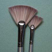 Cryla Long Handle Fan Blender Brush C45 Brushes