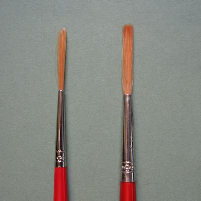 Dalon Rigger Brush series D99 Brushes
