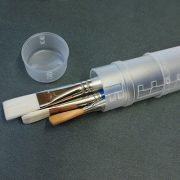 Extendable Brush Tube