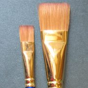 Sapphire Flat Wash Brushes S55