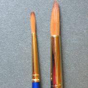 Sapphire Round Watercolour Brushes S85