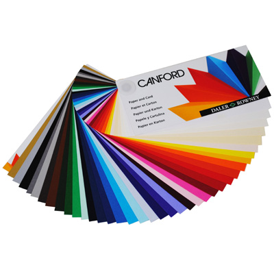 Canford Card 300gsm, size A4