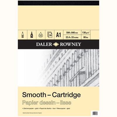 Daler Rowney Smooth Cartridge Pads