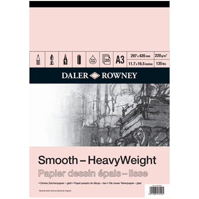 Smooth Heavy Weight Cartridge Pads