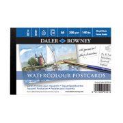 Langton Watercolour Postcard Pad