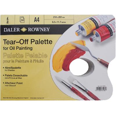 Vegetable Parchment Tear Off Palettes