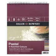 Ingres Artists' Pastel Paper, assorted colours
