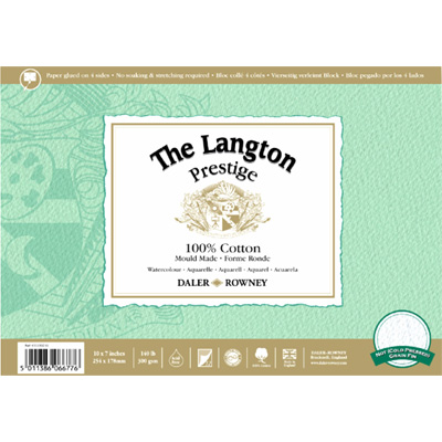 Langton Prestige 100% Cotton Blocks NOT Surface