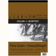 Daler Rowney Fine Grain Heavy Weight Pads