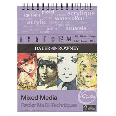 Mixed Media Pads