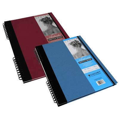 Cachet Artists Sketchbooks