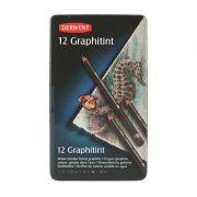 Derwent Graphitint Pencil Tin of 12