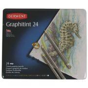 Derwent Graphitint Pencil Tin of 24