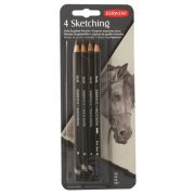 Derwent Sketching Pencils - Blister Pack