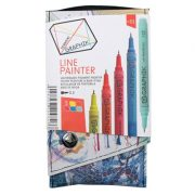 Derwent Graphik Line Painter Set - Palette #01