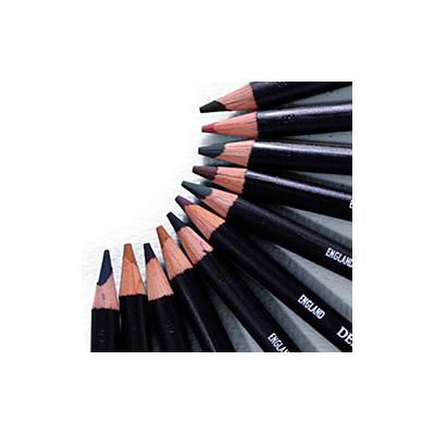 Derwent Tinted Charcoal Pencils
