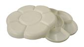 Daisy Dish with lid - Plastic