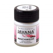 Javana Silk Paint, Mix-white, 50ml