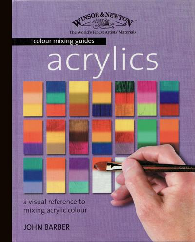 Winsor & Newton Colour Mixing Guides - Acrylics
