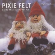 Pixie Felt - Using the Felting Needle