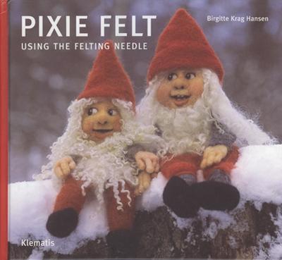 Pixie Felt - Using the Felting Needle