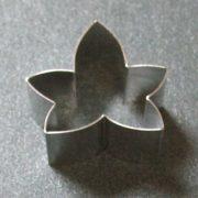 Fine Cut Ivy Leaf Cutter