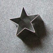 Fine Cut Star Shaped Cutters