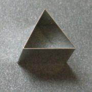 Fine Cut Triangle Shaped Cutters